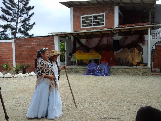 Orphans Mary and Joseph - Live nativity play