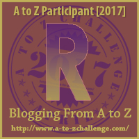 2017 A to Z Challenge - R