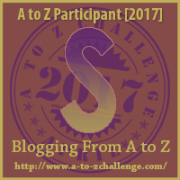 2017 A to Z Challenge - S