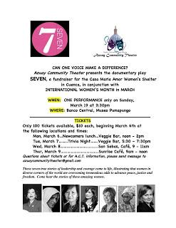 Seven flyer