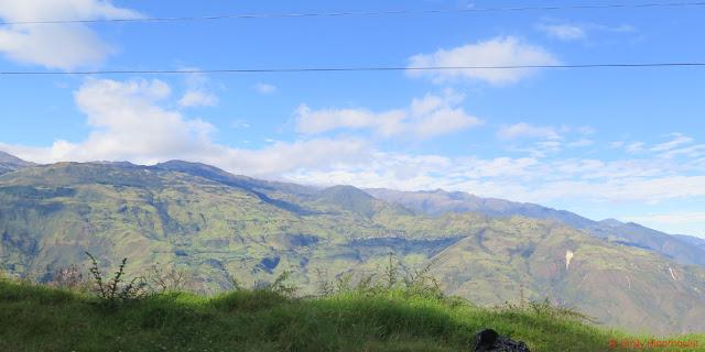 Green Ecuador Andes