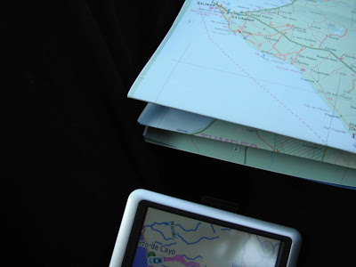 Map and Garmin