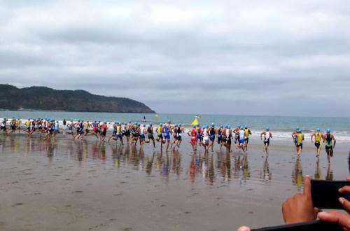 CAMTRI Triathlon American Championship, Puerto Lopez, Ecuador