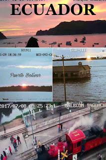 Postcard worthy photos from Ecuador 911 cameras