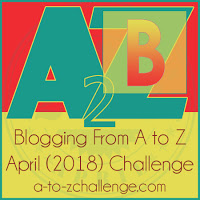 2018 A to Z Challenge - B