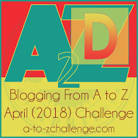 2018 A to Z Challenge - D