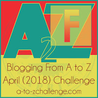 2018 A to Z Challenge - F