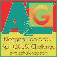 2018 A to Z Challenge - G