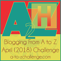 2018 A to Z Challenge - H