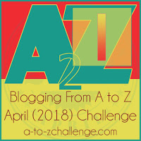 2018 A to Z Challenge - I