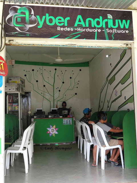 Cyber Andriuw internet cafe