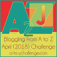 2018 A to Z Challenge - J