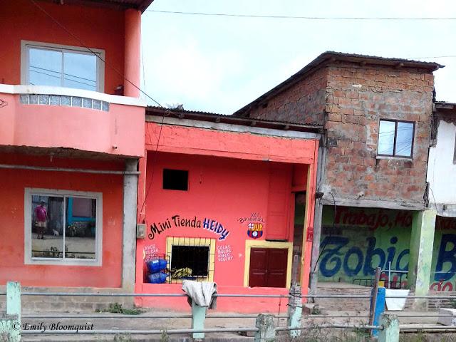 Mini Tienda Heidy, Puerto Lopez, Ecuador