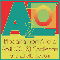 2018 A to Z Challenge - O