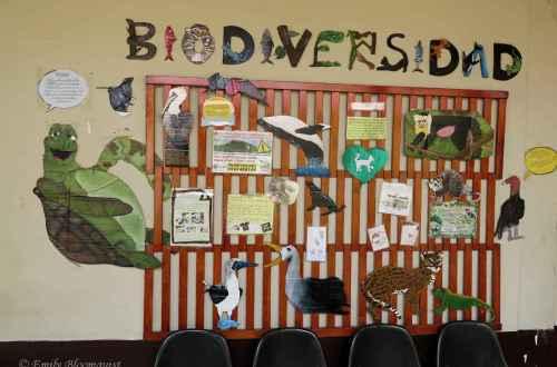 Ecuador's Machalilla National Park Biodiversity Board