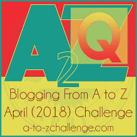 2018 A to Z Challenge - Q