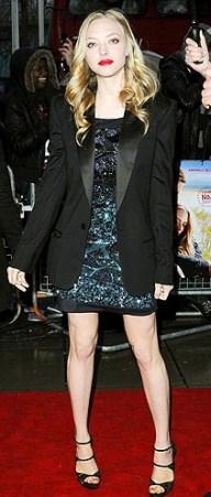 vestido de festa curto com blazer 3