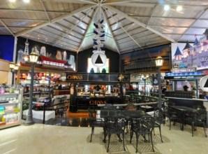 Duty Free Shop - Puerto Iguazu interior