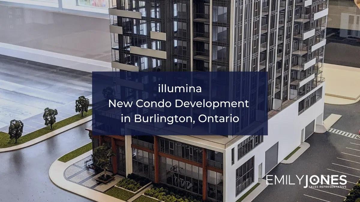 illumina new condo development burlington ontario