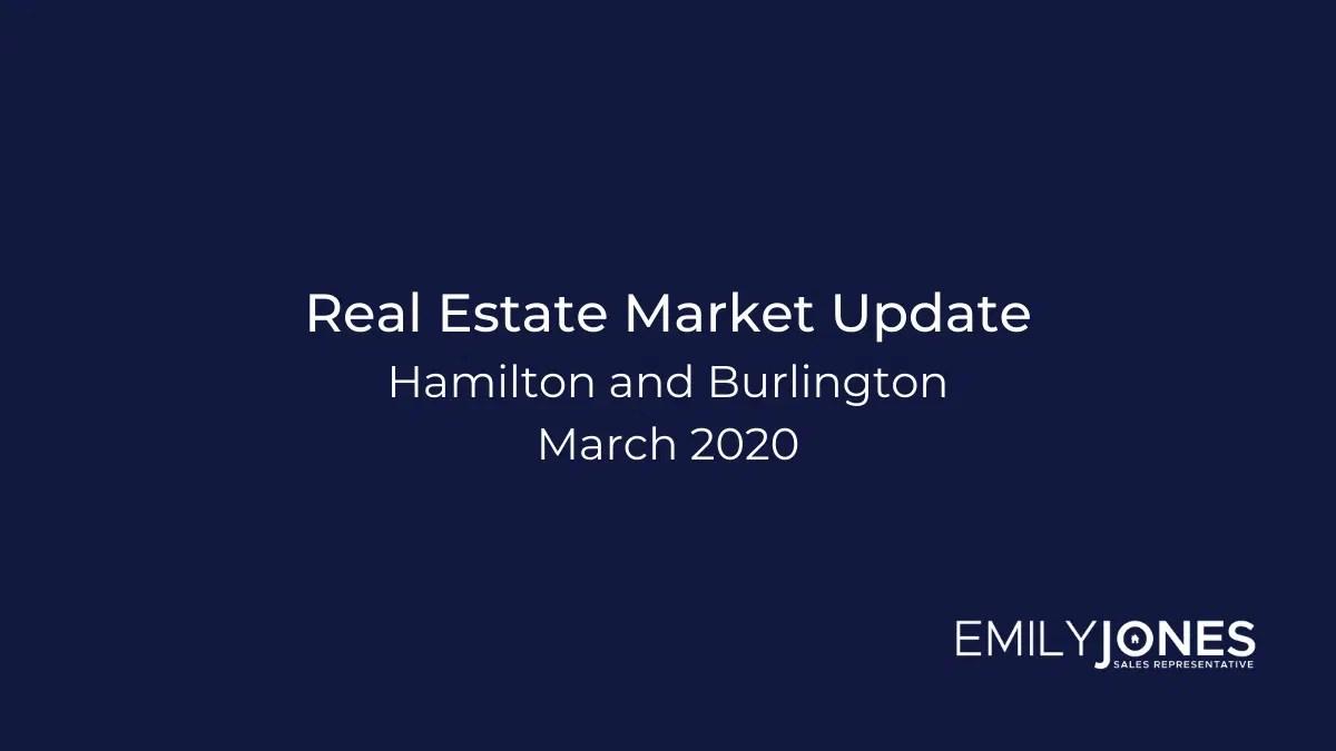 Hamilton Burlington March 2020
