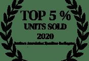 TOP 5% RAHB 2020 UNITS