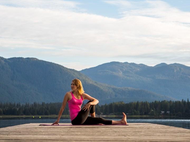 yoga teacher training whistler village