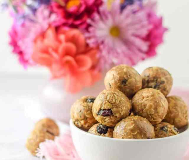 Customizable Fruit Nut Seed Energy Bites By Emily Kyle Nutrition
