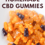 Homemade CBD Gummies
