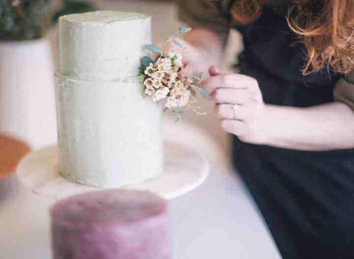 Special Events Cake Order Wedding