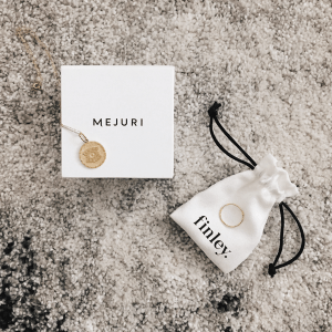 Ethical Gift Ideas - Mejuri & Finley