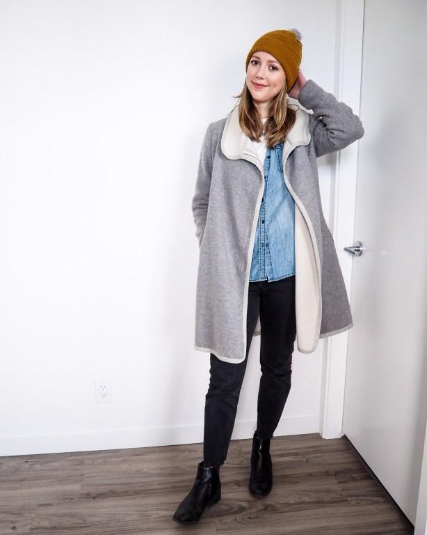 Winter Capsule Week in Outfits 12.17.18