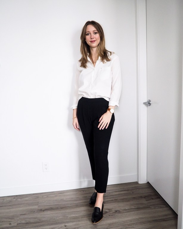 Five Ways to Wear Trousers - Emily Lightly