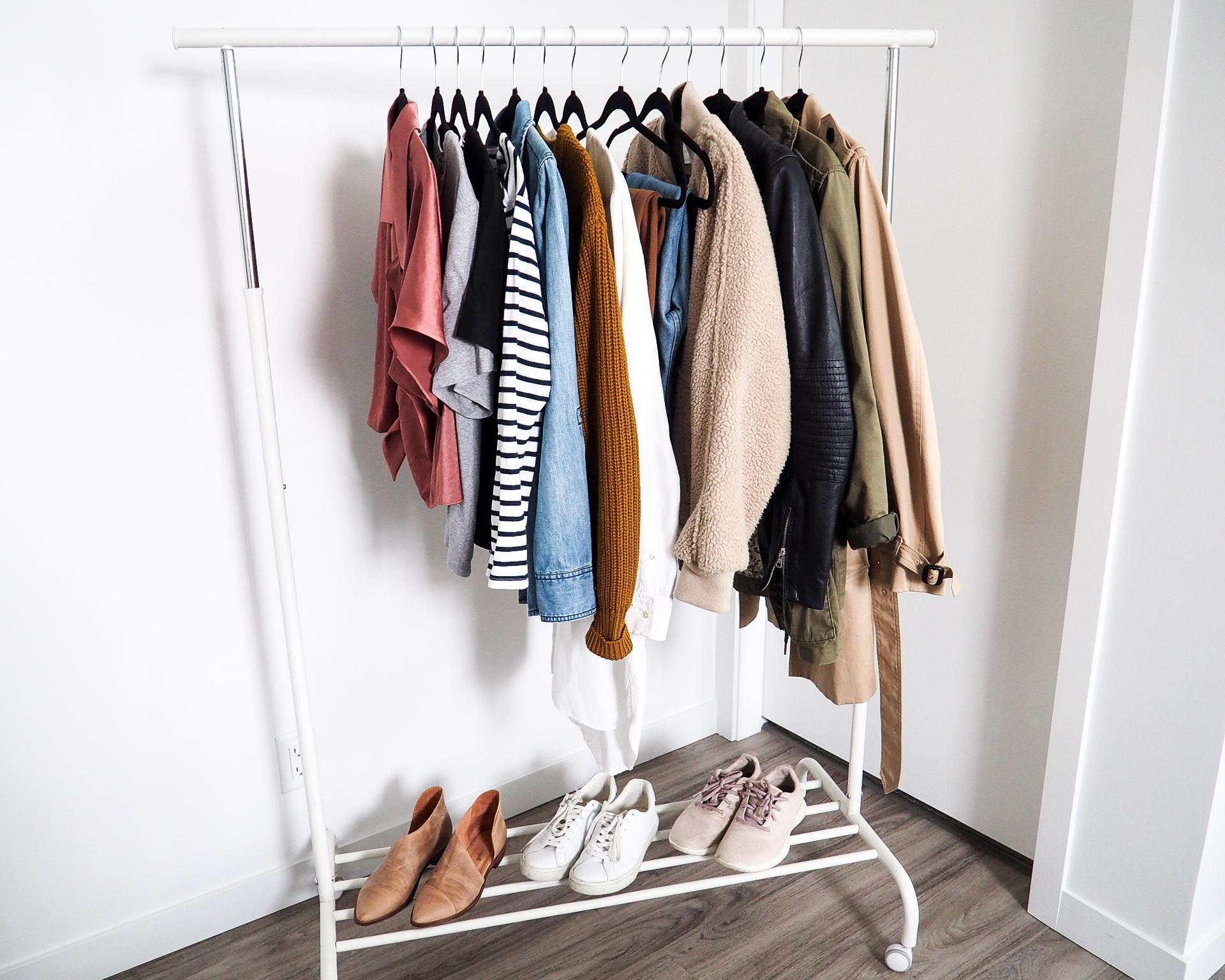 Spring Capsule Wardrobe 2019 - Emily Lightly