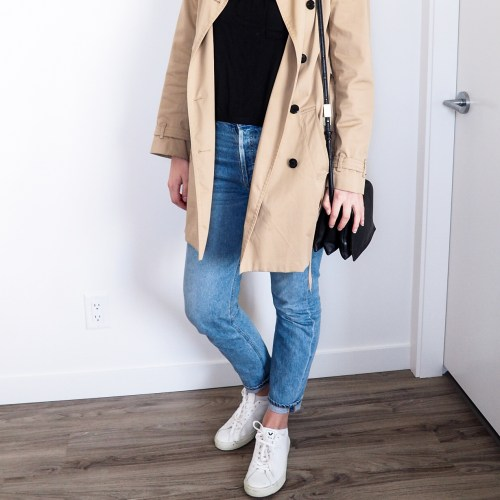 Week in Outfits for 03.04.2019 - Emily Lightly