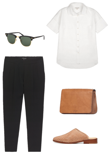 My Summer 2019 Capsule Wardrobe - Emily Lightly
