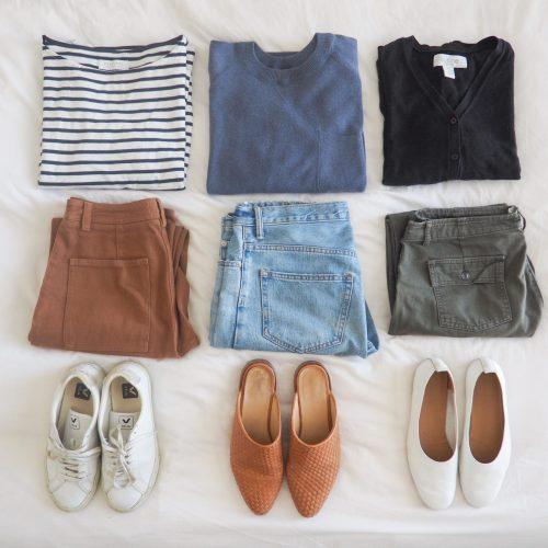 Spring 2020 Wardrobe Edit - Emily Lightly