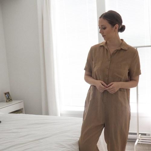 Tradlands Finn Jumpsuit Review - Emily Lightly