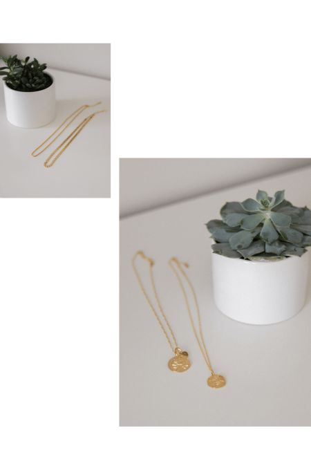 How to Layer Necklaces featuring Rellery - Emily Lightly