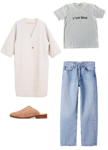 Spring 2021 Capsule Wardrobe Outfits