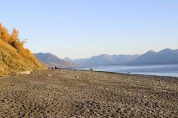 Alaska Travel Kincaid Park Beached Whale 2