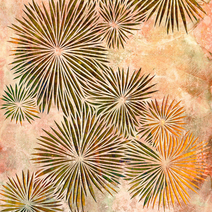 Animal, Vegetable, Mineral prints/papercuts by Emily Longbrake, 2018