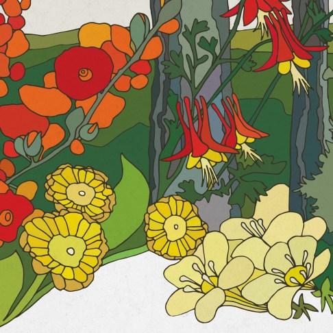 MUFG lenticular murals 1d