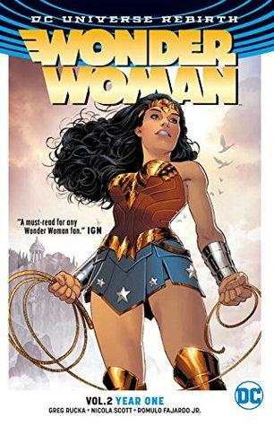 wonder woman vol2