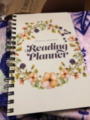 Reading Planner designed by Blue Star Press