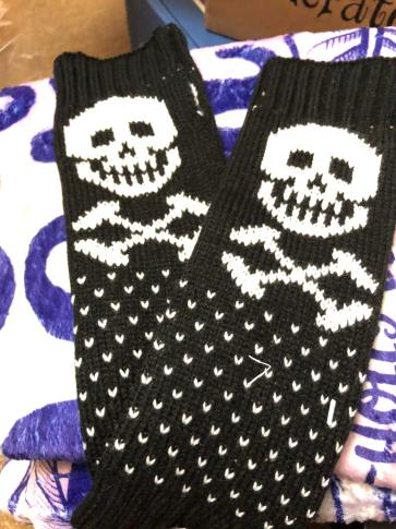 Fingerless Gloves designed by Team Owlcrate