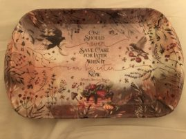Winter Food Tray created by Eviebookish