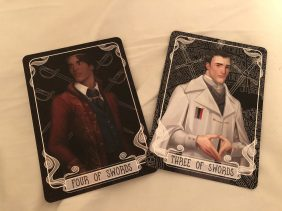 Tarot Cards Created by Katherine Britt