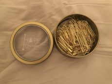 The Hunger Games Paperclip Set Created by Paperback Bones