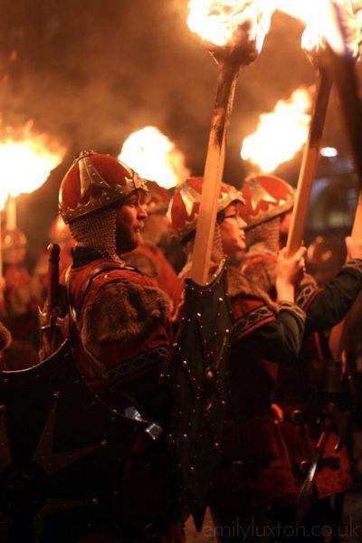 Hogmanay Torchlight Procession