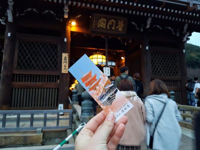 Kyoto on a budget